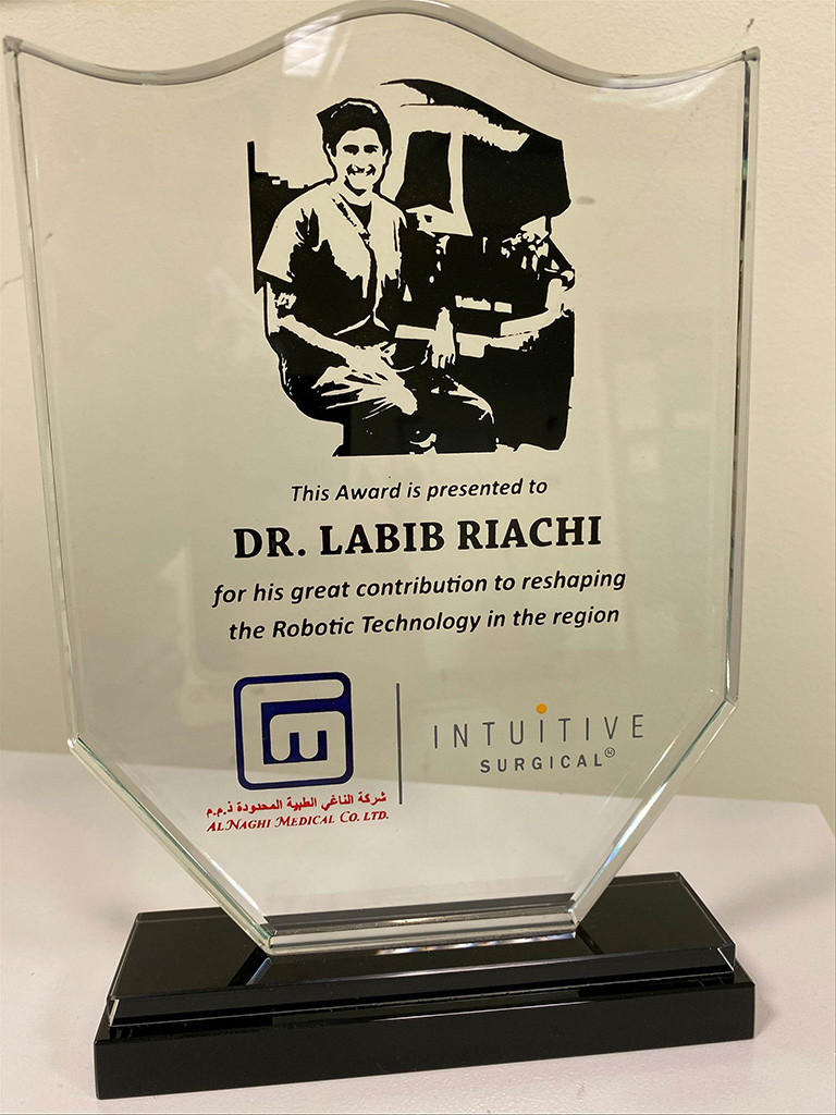 Labib Riachi Award in The Region