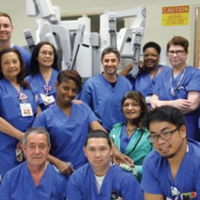 Edge Health: Trinitas Robotic Surgery Team & Dr. Labib Riachi Named Busiest GYN Robotic Service in NJ